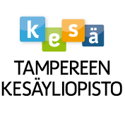 Linkki Tampereen kesäyliopiston verkkosivuille.